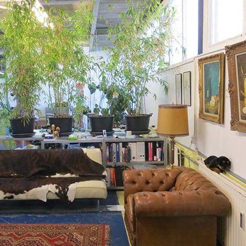 HatRabbits kantoor