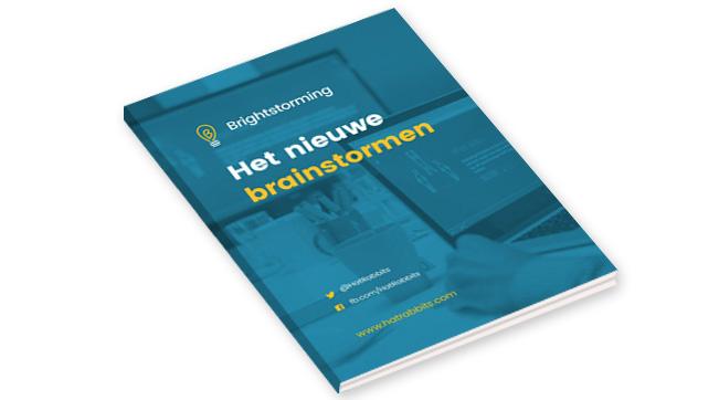HatRabbits Brightstorming brochure
