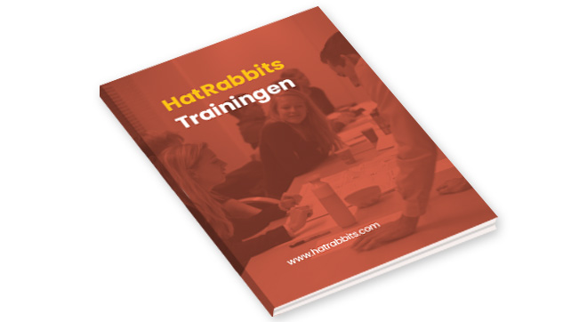 HatRabbits trainingen