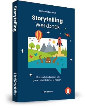 Storytelling technieken - e-book HatRabbits
